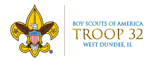 Troop 32 Logo