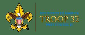 Troop 32 Logo